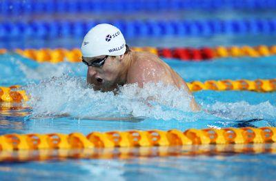 Dan Wallace Swimming
