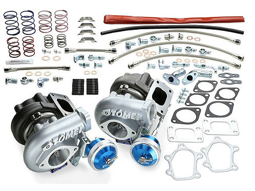 Tomei Turbocharger Kit Arms MX7655 - Nissan RB26DETT