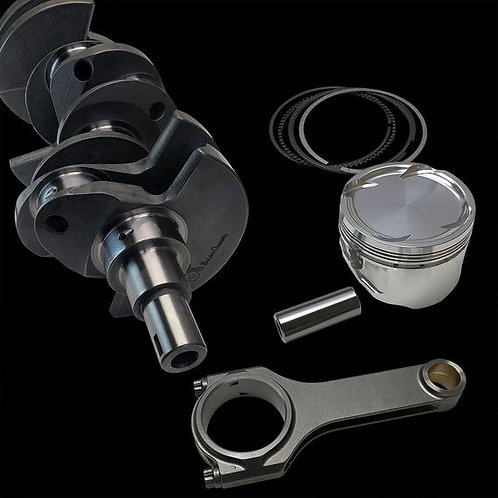 BC0228U - Nissan VQ35HR Stroker Kit - 86.4mm Stroke/ProH2K Rods - Unbalanced