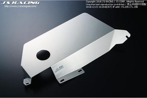 J'S RACING S2000 AP2/1 Heat Protector for Engine Torque Damper