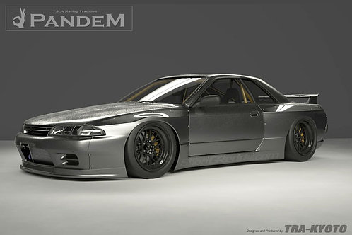Pandem R32 Skyline GT-R Wide-Body Aero Kit
