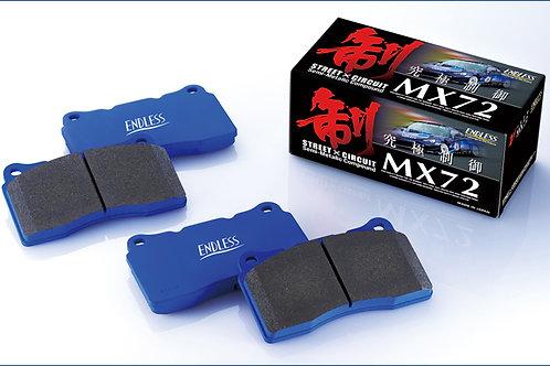 (Road Car) Endless Brake Pad - MX72