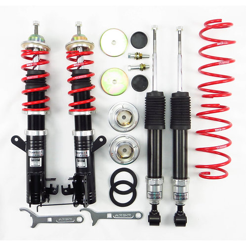 RS-R HONDA FIT SPORTS-I COILOVERS 2009-2013