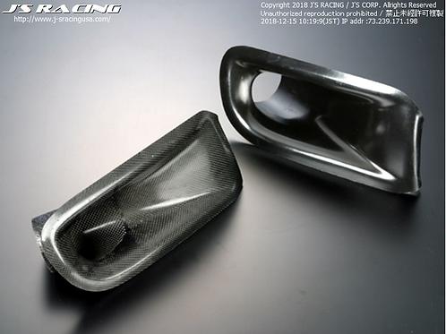 J'S RACING CIVIC EG6 Air intake duct carbon