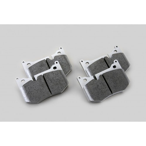 TOM'S Racing- Rear Brake Pads (Racing) for Lexus GSF & RCF