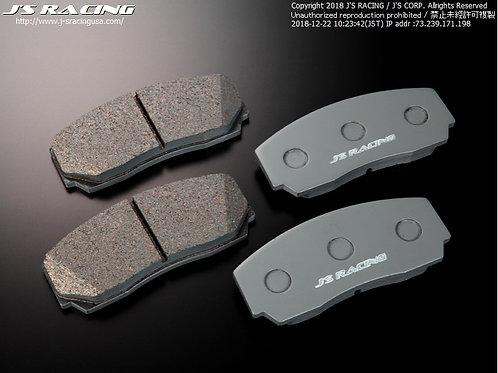 J'S RACING S2000 AP1/AP2 HYPER 6IX 6POT Brake pad for Street