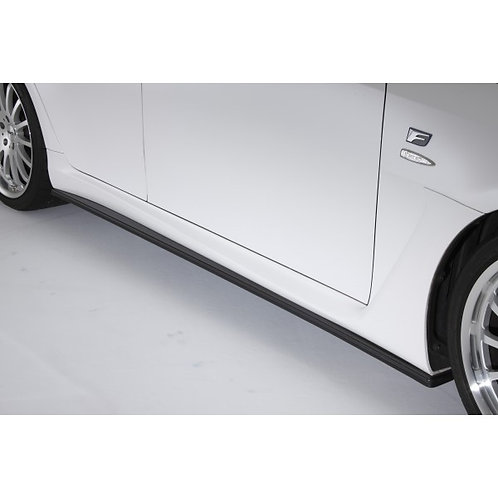TOM'S Racing- Carbon Side Diffuser for 2008-2014 Lexus ISF