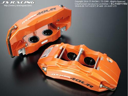 GE8 J's Racing Hyper 4OUR 4 Pot Caliper