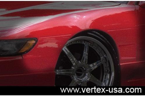 Vertex 89-93 240SX Coupe / Silvia S13 Aero Fenders