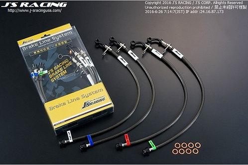 S2000 Brake Lines