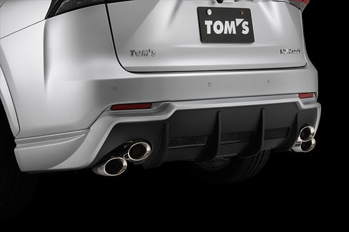 TOM'S Racing- Rear Under Spoiler for 2015-2017 Lexus NX (200t & 300h)