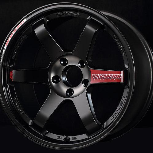 Volk TE37 SL Black Edition III
