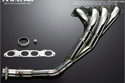 J'S RACING S2000 Stainless header 4-2-1