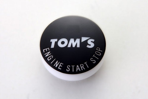 TOM'S Racing Push Start Button [Type 002] for Lexus & Toyota