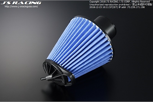 J'S RACING S2000 AP2 Max flow air filter