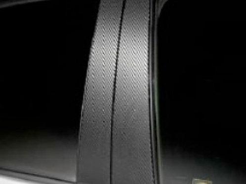 TOM'S Racing- Carbon Sheet (B-Pillar) for 2016+ Toyota Prius