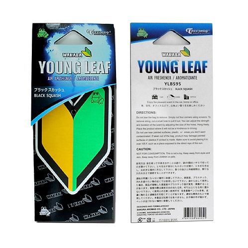 Treefrog Young Leaf - Paper