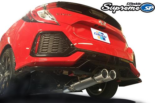 "Honda (FK7) Civic Sport HB 3"" Supreme SP Exhaust"