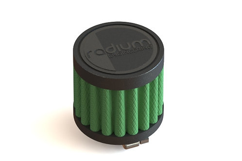 Air Filter, 0.75in ID