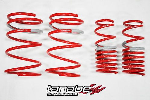 Tanabe Sustec DF210. SuperLow Down Form // RSX Non Type S (DC5) 02-04