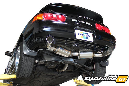 Toyota (SW20) MR-2 Turbo EVOlution GT Exhaust - NEW!