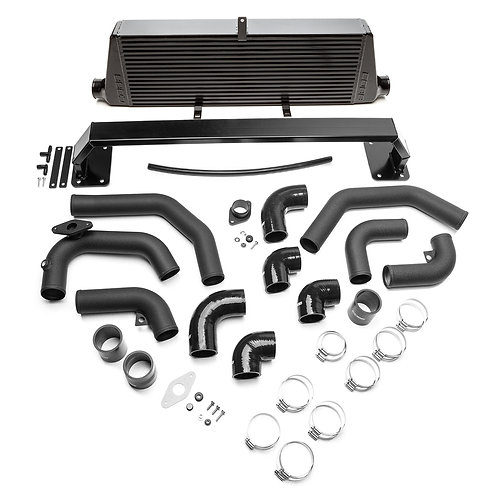 COBB TUNING SUBARU FRONT MOUNT INTERCOOLER KIT (BLACK) WRX 2011-2014