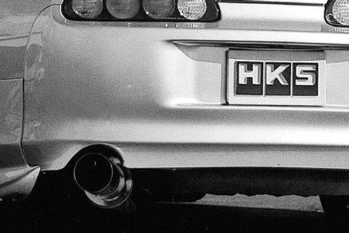 HKS Silent Hi-Power - 2JZGTE Supra JZA80 non VVTI