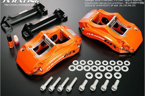 J's Racing 6 Pot Brake Calipers - S2000