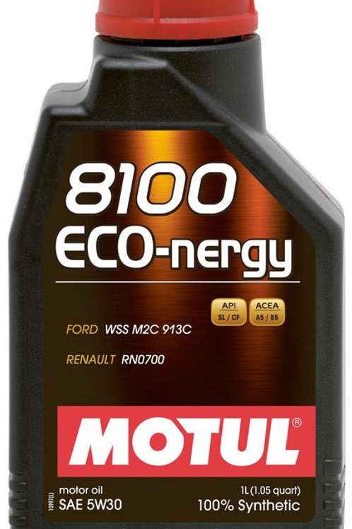 Motul 8100 Eco-energy 5w30 1L or 5L