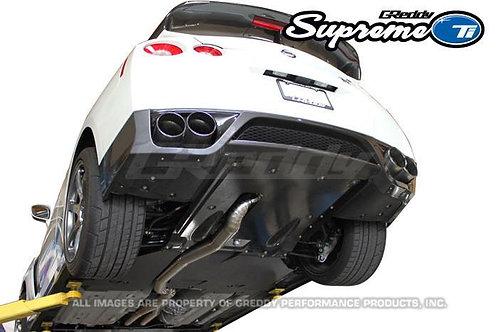 Nissan (R35) GT-R Supreme Ti Titanium Exhaust