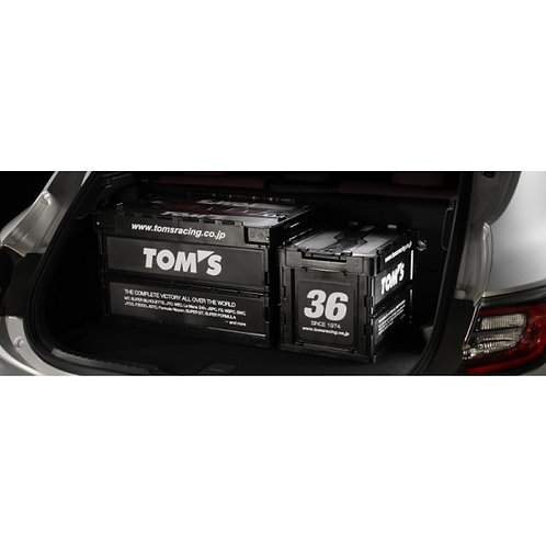 TOM'S Racing- Tote Container Box (Small-20L)