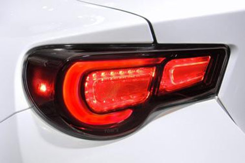 TOM'S Racing- LED Sequential Tail Lights for 2013-2016 Scion FRS, 2017+ Toyota 8