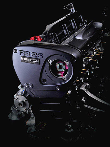 HKS Complete Engines - RB26DETT 2.8L Step 2