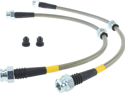 Stoptech Stainless Steel Rear Brake Lines Mazda RX7 93-95