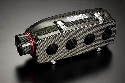 Toda Racing Honda B16A & B18C Dry Carbon High Power Surge Tank (DC2/EG6)
