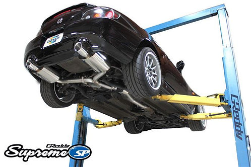 Honda (AP1/AP2) S2000 Supreme SP Exhaust