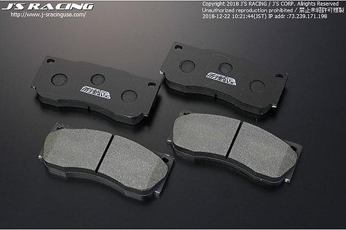 J'S RACING S2000 AP1/AP2 HYPER 6IX 6POT Brake pad for Circuit