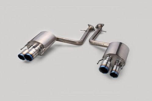TOM'S Racing- Titanium Exhaust System (TOM'S Barrel/Titanium Tips) for 2015+ Lex