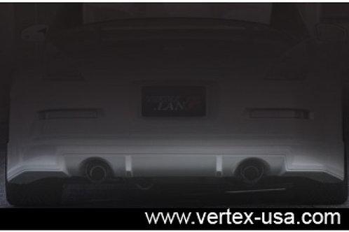 Vertex 350Z Rear Diffuser (FRP)
