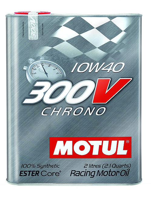 Motul 300V 10W40 Competition