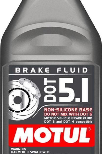 Brake Fluid DOT 5.1 - 1 Pint