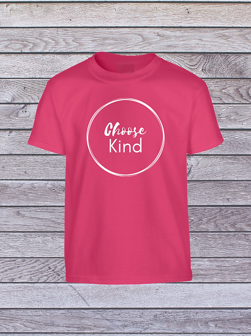 2020 YOUTH Choose Kind T-Shirt