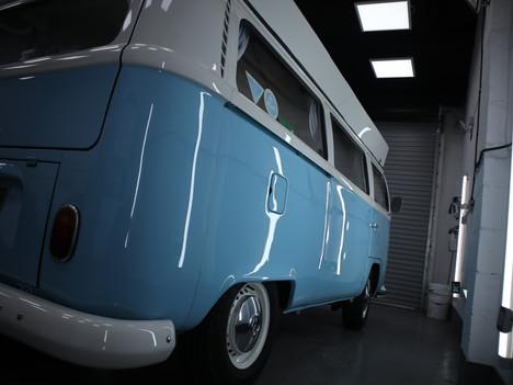 VW Camper Detailing
