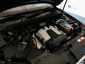 Audi S4 Detailing