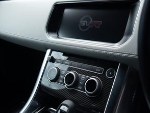 Range Rover SVR Detailing