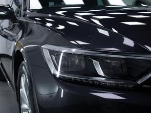 VW Passat Detailing