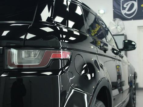 Range Rover Evoque Detailing
