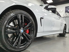 BMW 435d Detailing