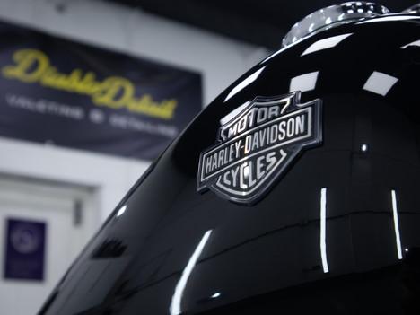 Harley Davidson Detailing