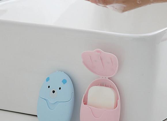Feuilles de savon - Enfant